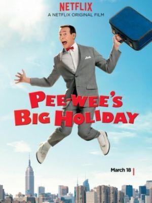 Дом игрушек Пи-ви / Pee-wee's Big Holiday (2016)