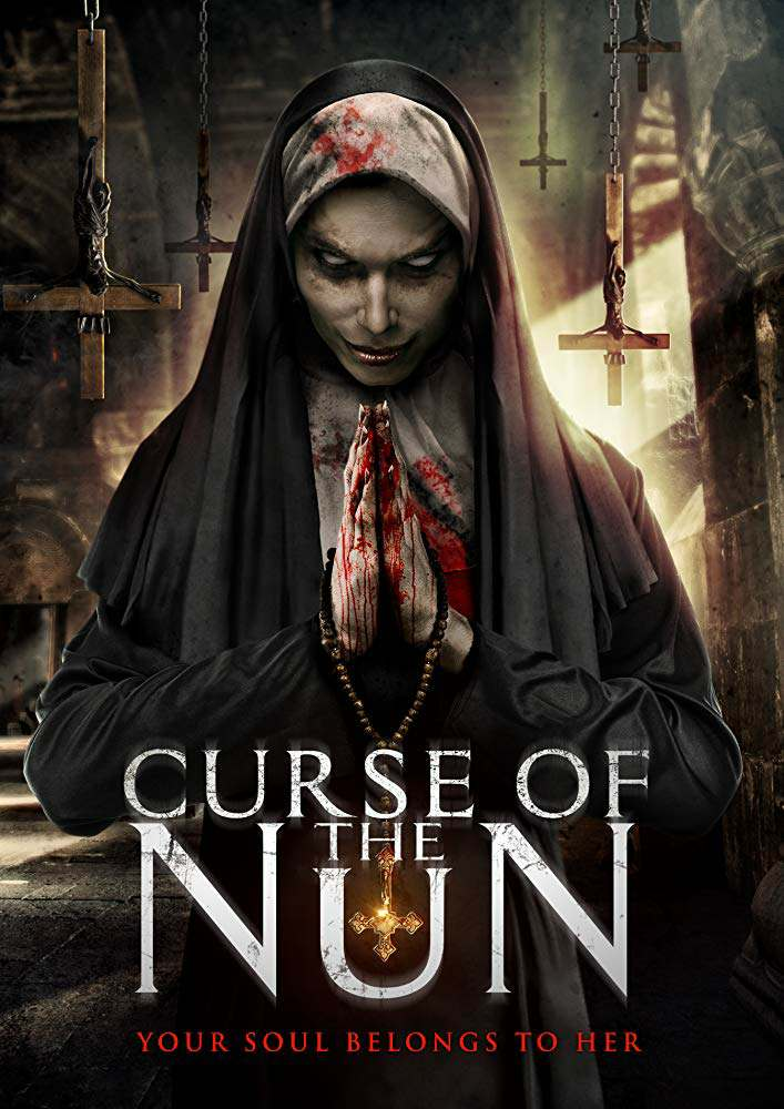 Проклятье монахини / Curse of the Nun (2018)