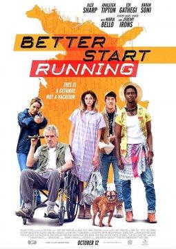 Беги, пока можешь / Better Start Running (2018)
