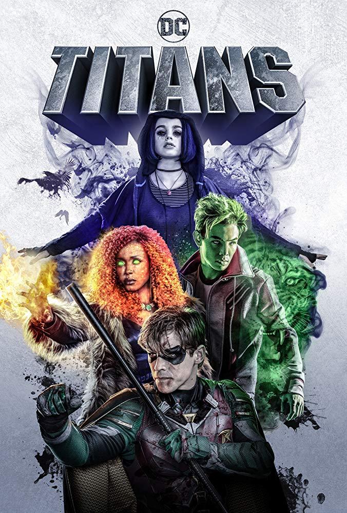 Титаны   3 сезон 12 серия
