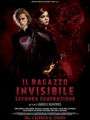 Невидимый мальчик: Второе поколение / Il ragazzo invisibile: Seconda generazione (2018)