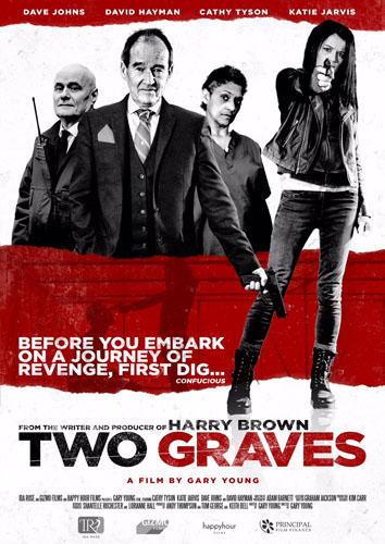Две могилы / Two Graves (2018)