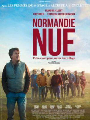 Голая Нормандия / Normandie nue (2018)