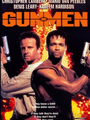 Стрелок / Gunmen (1993)