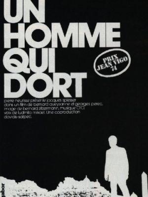 Человек, который спит / Un homme qui dort (1974)