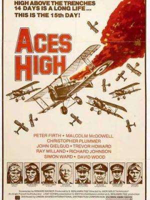 Асы в небе / Aces High (1976)