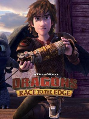 Драконы: Гонка на грани / Dragons: Race to the Edge (2015)