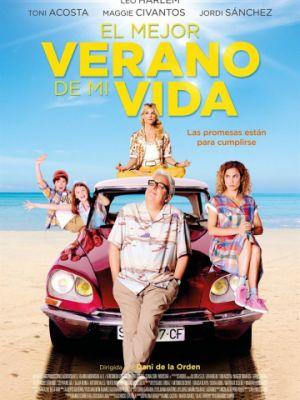 Лучшее лето в моей жизни / El mejor verano de mi vida (2018)