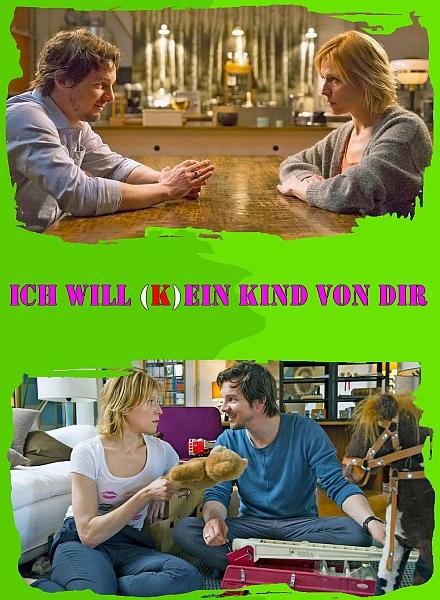 Никаких детей, малыш! / Ich will (2016)