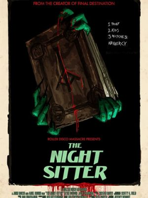 Няня / The Night Sitter (2018)