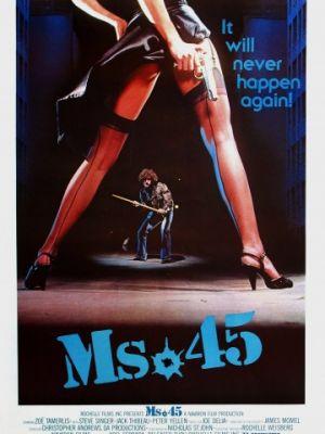 Ангел мщения / Ms .45 (1981)