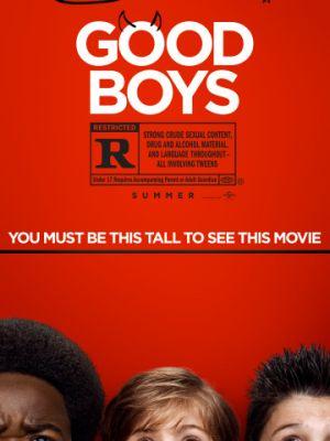 Хорошие мальчики / Good Boys (2019)