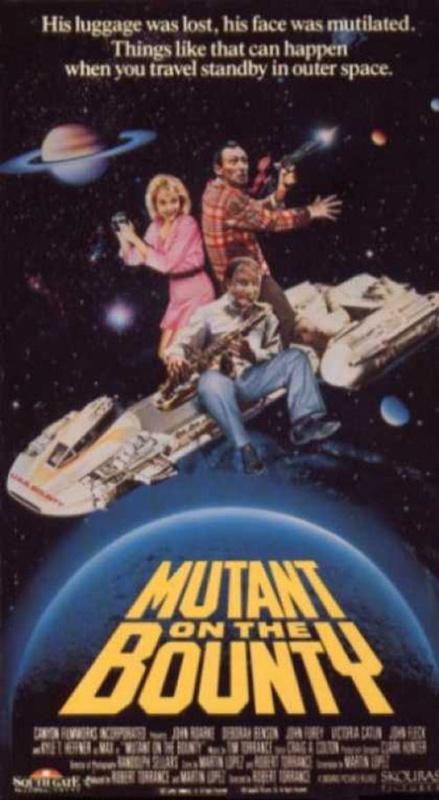 Мутант на корабле Баунти / Mutant on the Bounty (1989)