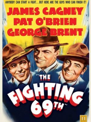Борющийся 69-й / The Fighting 69th (1940)
