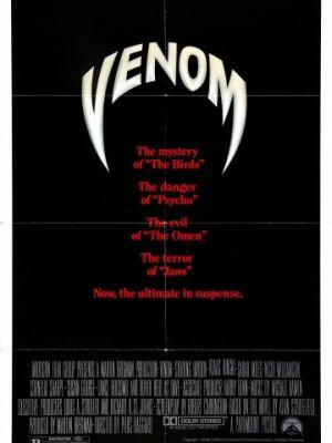 Змеиный яд / Venom (1981)