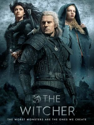 Cмотреть Ведьмак / The Witcher онлайн на Хдрезка качестве 720p