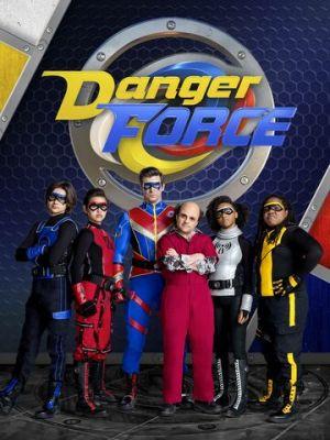 Опасная сила / Danger Force