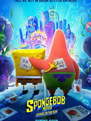 Губка Боб в бегах / The SpongeBob Movie: Sponge on the Run