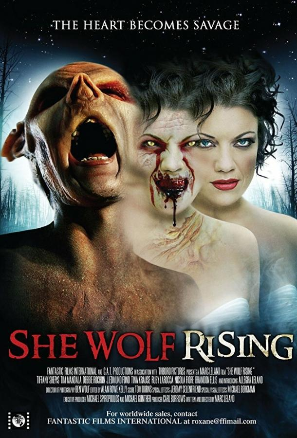 Волчица. Восход / She Wolf Rising (2016)