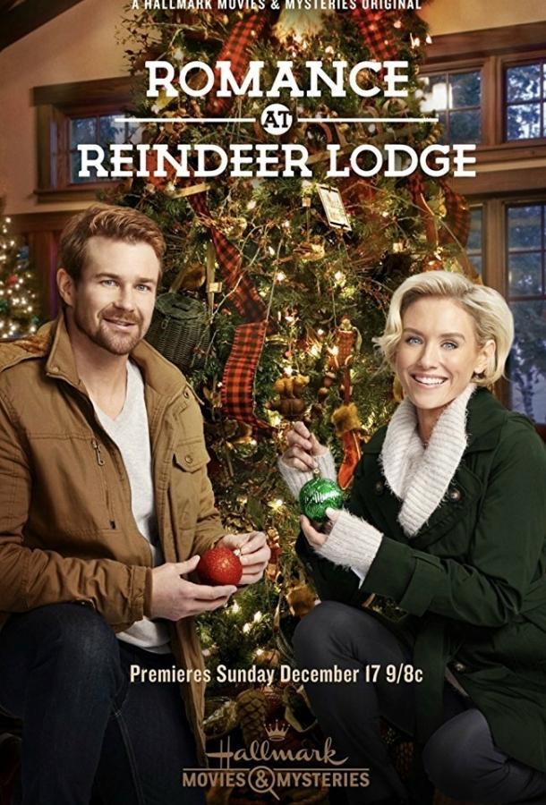 Роман в оленьем заповеднике / Romance at Reindeer Lodge (2017)