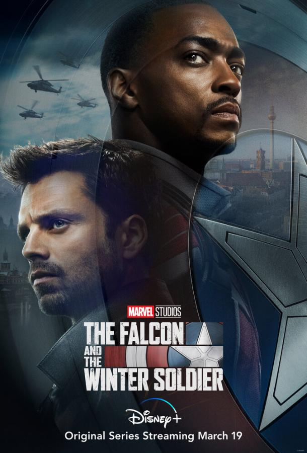 Смотреть Сокол и Зимний Солдат на шдрезка